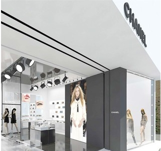 chanel stores