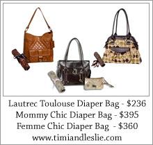 Chic Diaper Bags