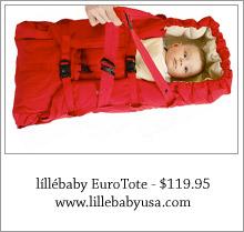 Euro Tote - Baby Tote