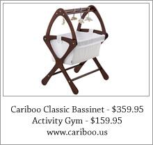 Cariboo Classic Bassinet