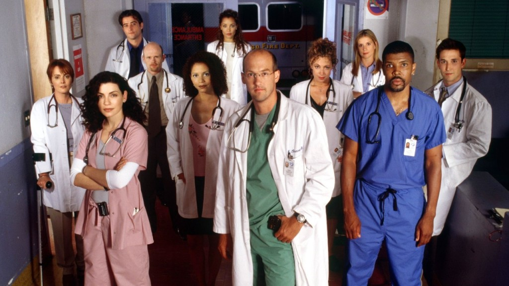 fictional medical professionals